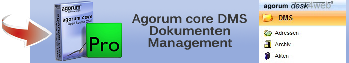 Agorum core Dokumentenmanagement