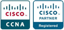 Cisco Registred Partner CCNA